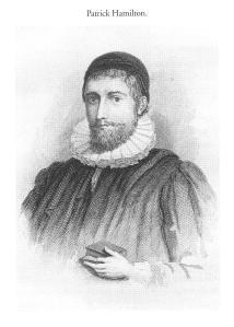 Patrick Hamilton-1504-1528